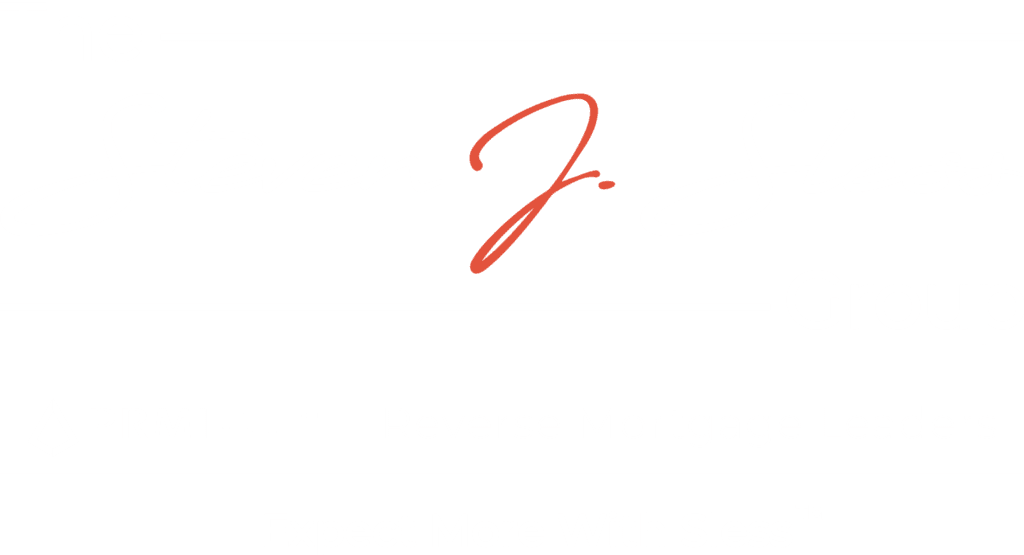 The Steven J Sless Group white logo