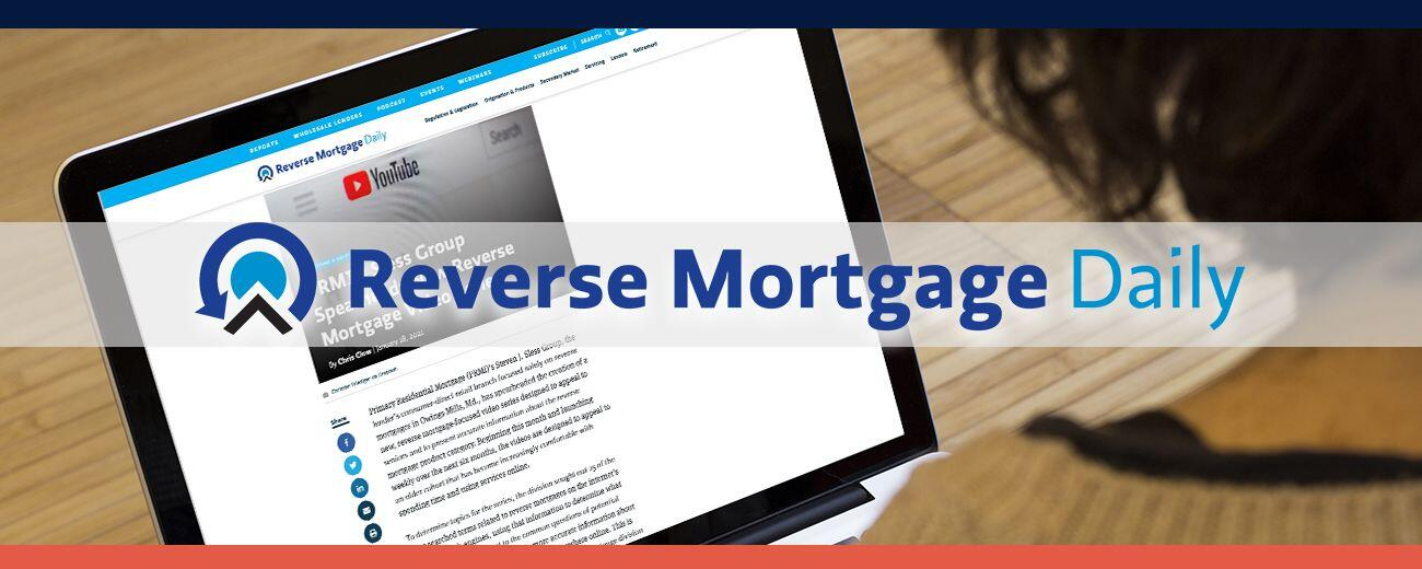 Reverse Mortgage Daily Hero