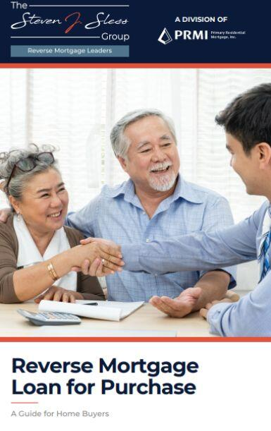 Reverse Mortgage Loan for Purchase Booklet Cover