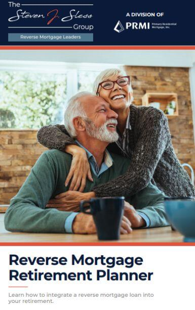 Reverse Mortgage Retirement Planner Booklet Cover