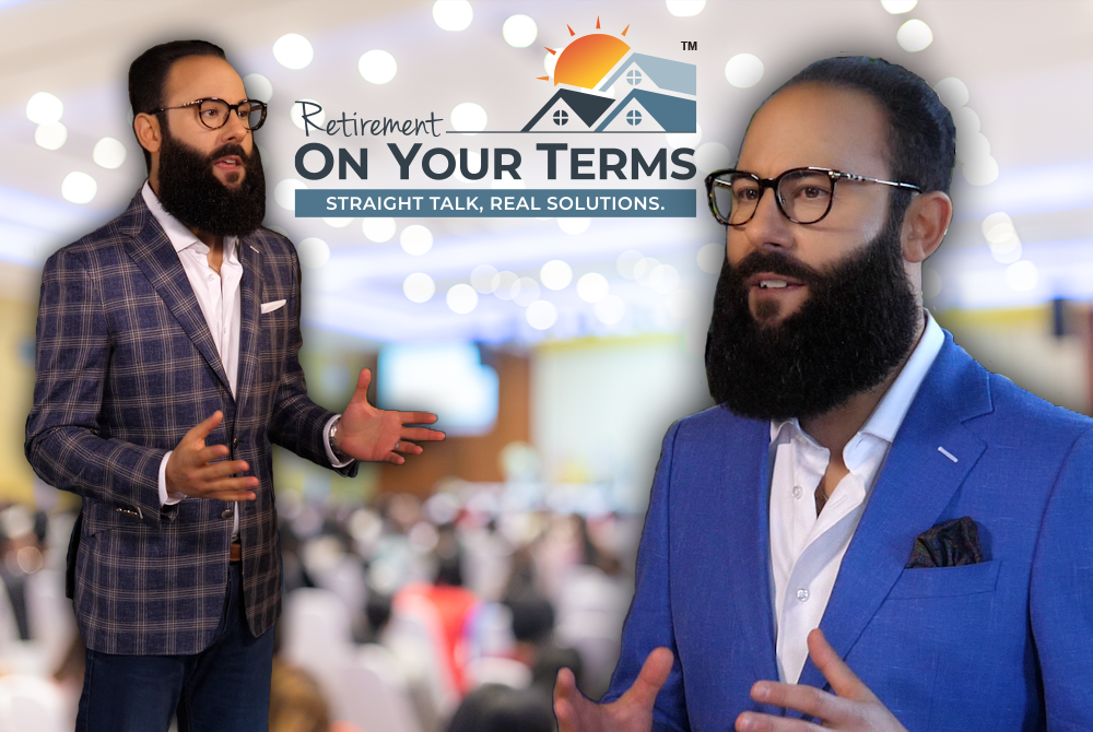 Retirement On Your Terms Promo Image