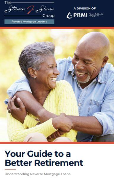 Your Guide to a Better Retirement Booklet Cover