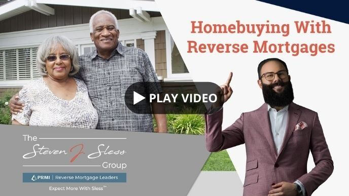 Homebuying with Reverse Mortgages